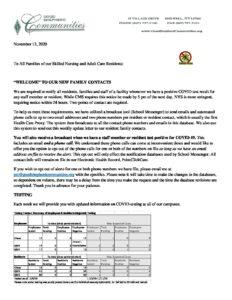 Family Letter Nov 12 pdf 232x300 - Family Letter Nov 12