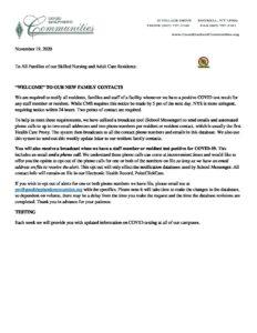 Family Letter Nov 19 pdf 232x300 - Family Letter Nov 19