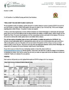 Family letter October 15 pdf 232x300 - Family letter October 15