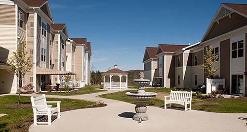 assisted living binghamton ny good shepherd communities endwell apartments - Good Shepherd Village at Endwell
