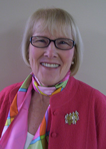 goodshepherdboard elsie wager - Board Members