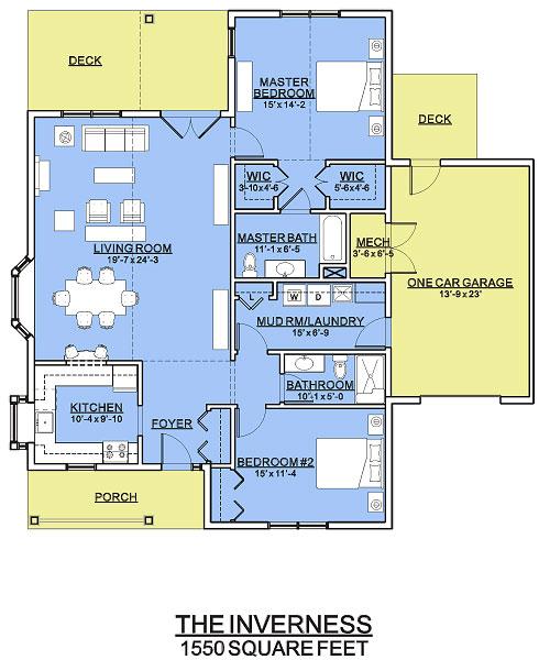 inverness cottage assisted living floorplan good shepherd endwell - Good Shepherd Village at Endwell