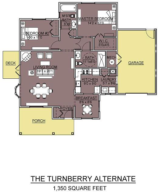turnberry alt cottage assisted living floorplan good shepherd endwell - Good Shepherd Village at Endwell